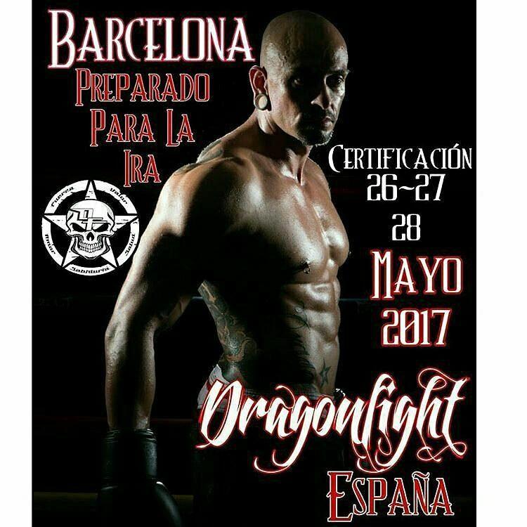 Certificación Dragon Fight Barcelona España
