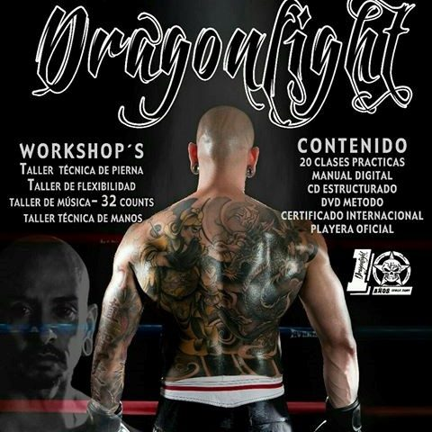 Certificación Internacional Dragon Fight