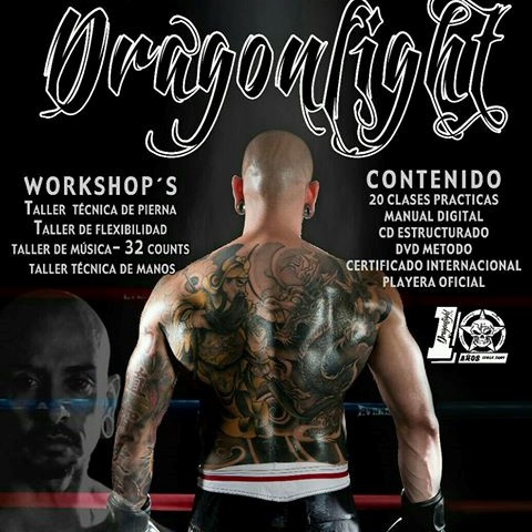 Certificación Internacional Dragon Fight